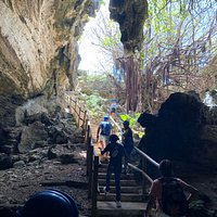 Very interesting excursion and the host Annabelle did an amazing job and made the cave walk very exciting