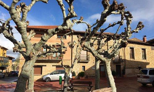 Rioja酒區內的小城鎮