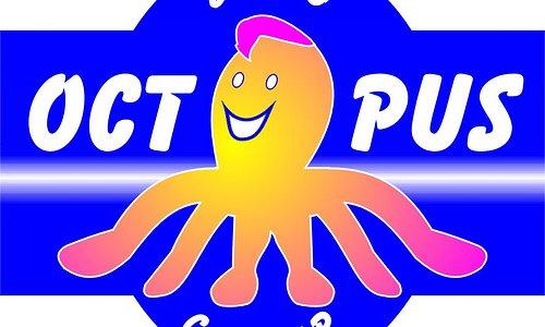 Octopus Diving Center Logo
