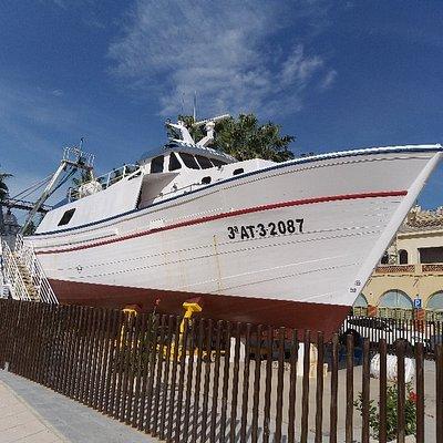 Barco Museo Esteban González