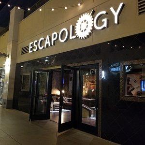 Escapology Entrance