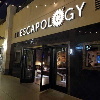 Escapology Entrance