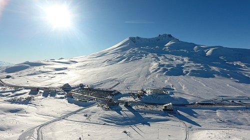 Erciyes Kayak Merkezi - Erciyes Ski Resort