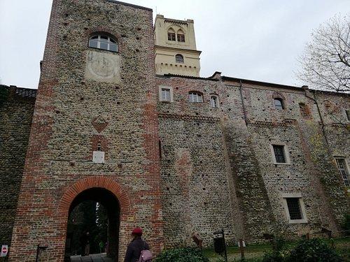 L'ngresso del Castello