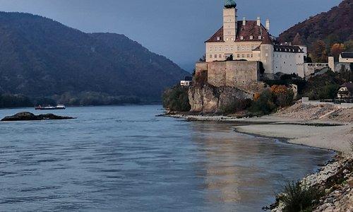 Castle Schönbühel st UNESCO World Heritage Wachau near Vienna, Austria