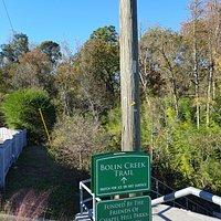 Bolin Creek Trail