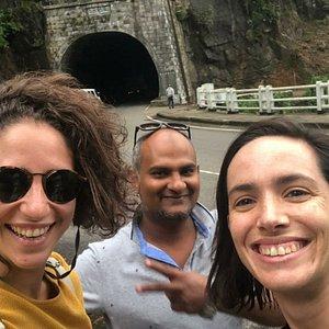 With maria&nazira - Chile...