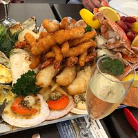 Shared Seafood Platter