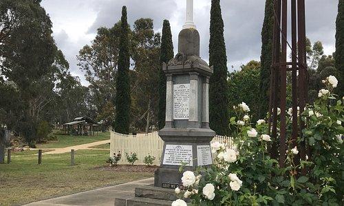 Heyfield War Memorial