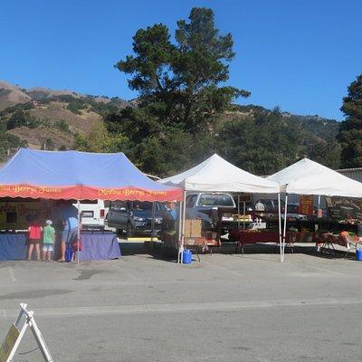 Carmel Valley Farmer's Market, Carmel Valley, CA