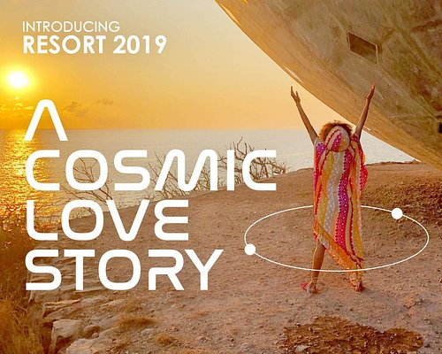 New Collection 2019 A Cosmic Love Story