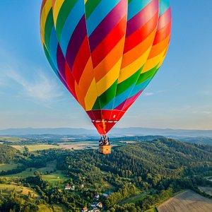 Zapraszamy razem z nami w niezapomnianą, balonową przygodę!!