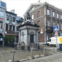 Fontaine Saint-Jean-Baptiste i Liège