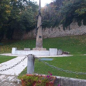 Monumento ai Santi Martiri