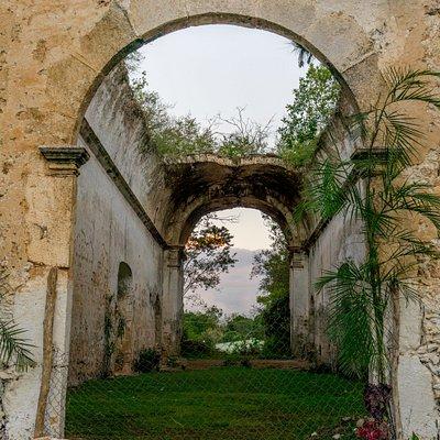 Ruine du couvent