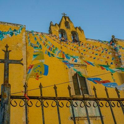 Iglesia Calotmul