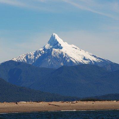 El Corcovado, Chaitén, Chile