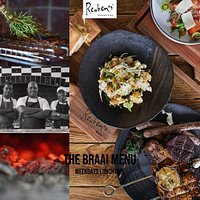 Braai Platter from the Coals. R495.00 per platter for two. Monday to Friday 12:00 till 15:00