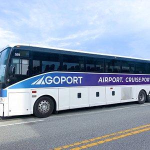 Go Port Cruise Transfer Shuttle