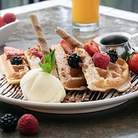 Only good things come when you roll for your alignment here for our Waffles. Waffle good!