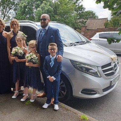 Professional chauffeur services across Nottinghamshire