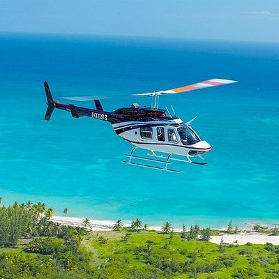 Punta Cana Helicopter Ride Excursion