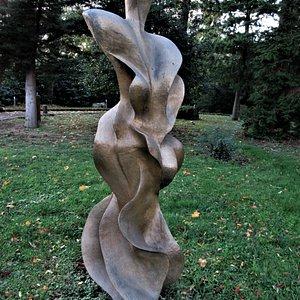 Détail des sculptures