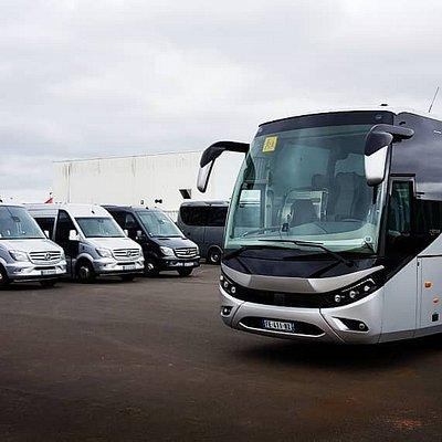Autocars de 16 à 51 sièges tout confort et typés business