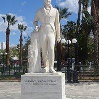 Kapodistrias Square - Nafplio, Greece