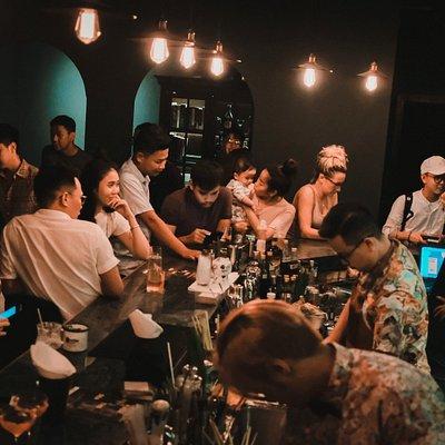 Bittersweet - Hidden Cocktail Bar | Find us behind the gentleman's shop