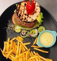 light burger d adana et pita