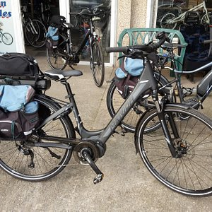 Ebike Hire for the c2c
