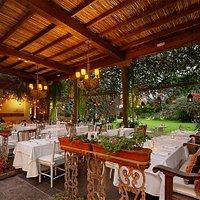 Museo Larco Café-Restaurant | Terraza