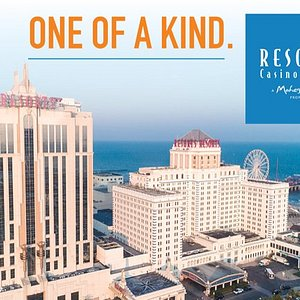 A One of a Kind resort in a One of a Kind location - Atlantic City!