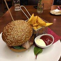 Super Pulled Pork Burger 🍔👍