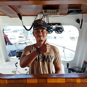 Our new generation Captains and service trained crews are ready to take you on Phuket's ultimate fishing experience!