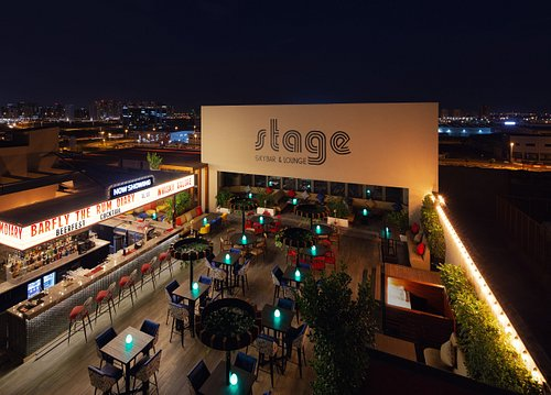 night life Dubai Production City