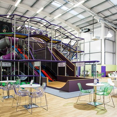 Welcome to one of East Anglia's biggest playframes!