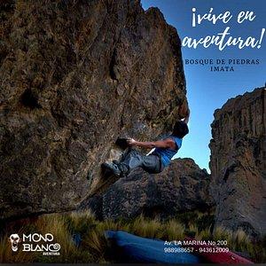 Bouldering Bosques de Piedra! Imata - Arequipa