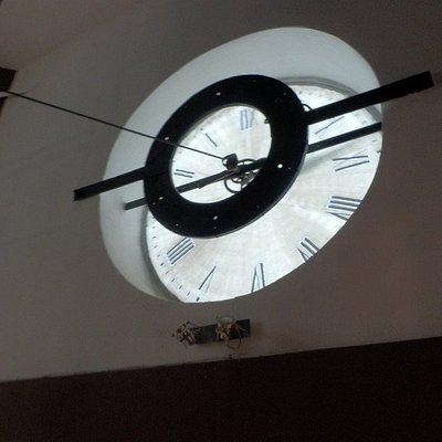 zegar na wiezy