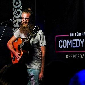 Bätz im Reeperbahn Comedy Club