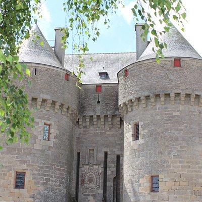 La porte Saint-Michel à Guérande ©AliceViaud