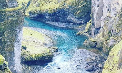 Cânion Fjaðrárgljúfur