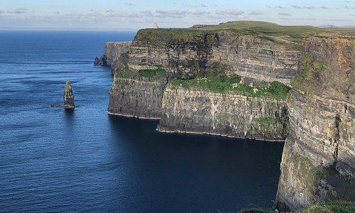 Cliffs of Moher in November