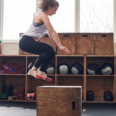 wer es schweisstreibend mag: CrossFit Icke