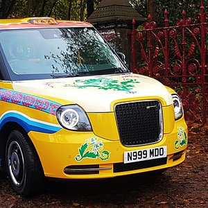 Dear Prudence 2.0 Our all new LEVC taxi