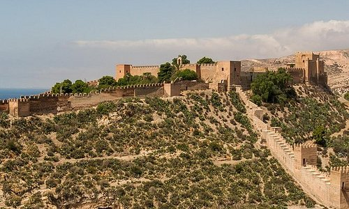 Almería: Guided Visit to the Alcazaba - Small groups