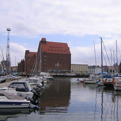 Stralsund, Port