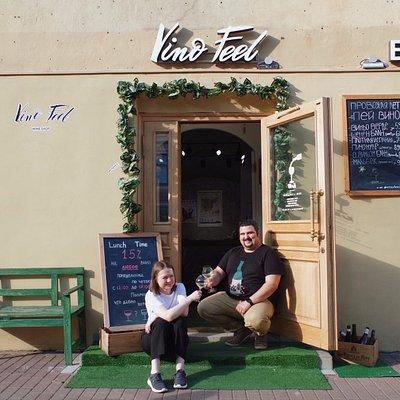 Винотека в центре города с особым подходом к выбору вина!