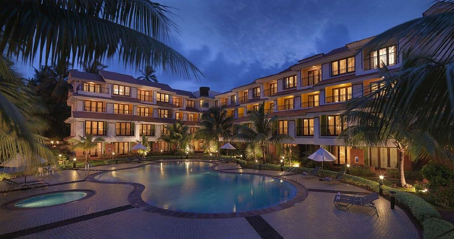 DOUBLETREE BY HILTON HOTEL GOA - ARPORA - BAGA - Hotel Reviews, Photos, Rate Comparison - Tripadvisor
